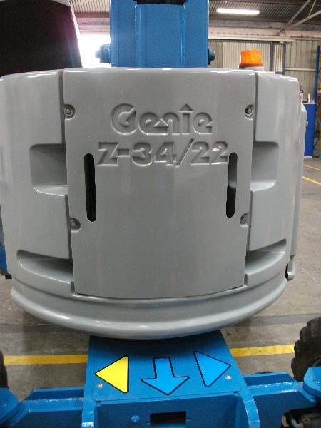 Boom Lift Z34 b