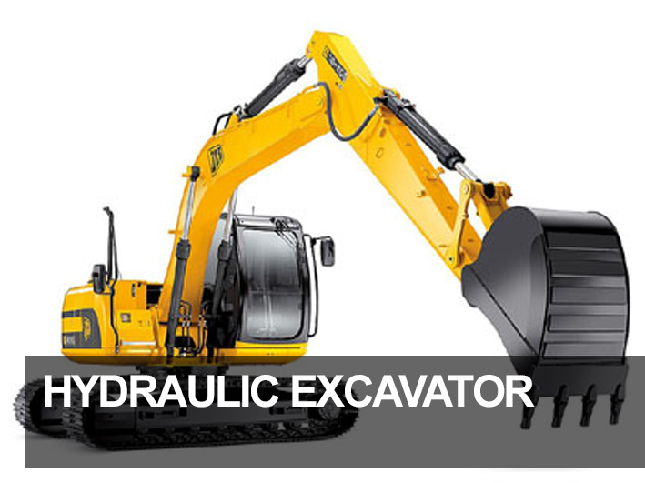 hydraulic-excavator