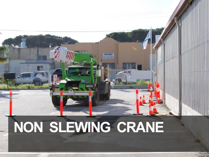 Non Slewing Crane