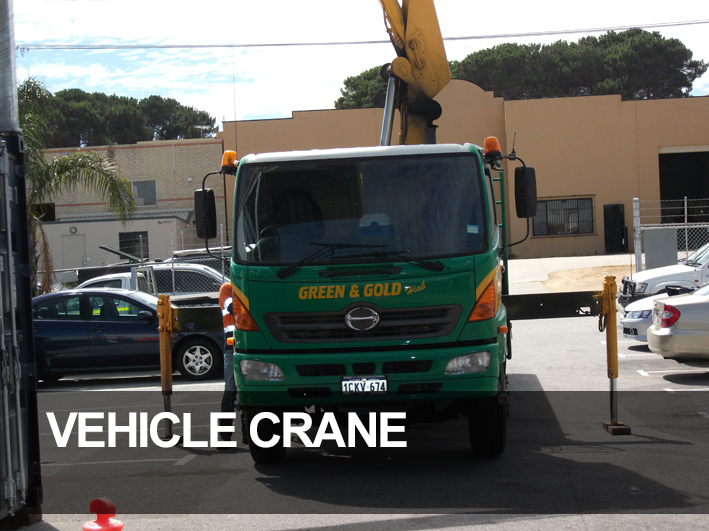 Vehicle Crane