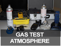 Gas Test Atmosphere