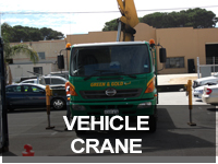 Vehicle Loading Crane